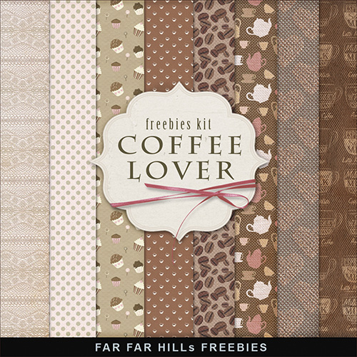 Textures - Coffee Lover 2015