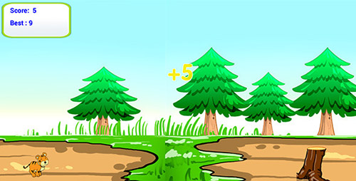 CodeCanyon - Tiger Hurdles - Game Html5