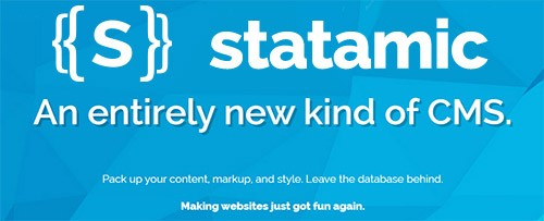 Statamic v1.9.2 - NULLED - ECHO