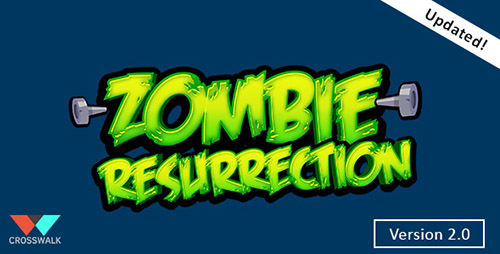 CodeCanyon - Zombie - Resurrection v2.0 - Endless Fighting