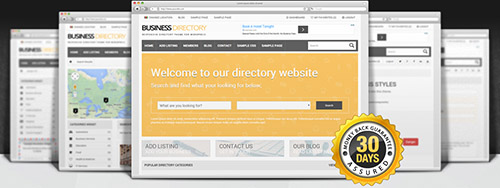 PremiumPress - Responsive Business Directory v8.0 for WordPress