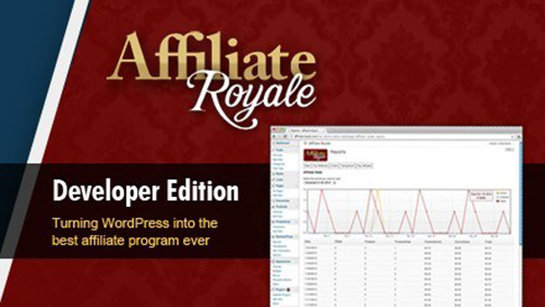 Affiliate Royale v1.4.0 - Affiliate Program Software for WordPress