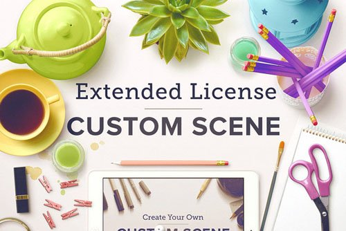 Custom Scene - Extended License - CM 136885