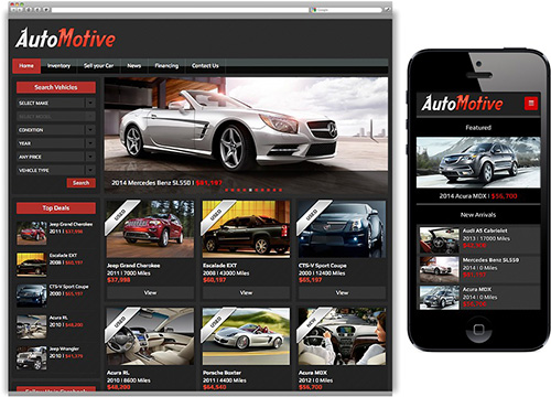 GorillaThemes - Automotive v2.2 - Automotive WP Theme