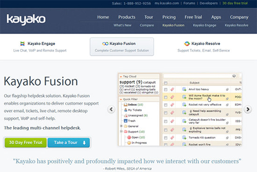 Kayako Fusion - v4.68.1 Build 9814