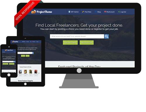 SiteMile - WordPress Project Bidding Theme v2.0.8b » NitroGFX ...