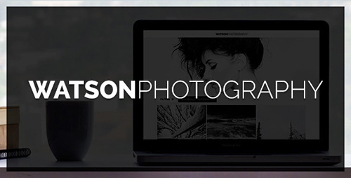 ThemeForest - Watson v1.2.4 - Photography WordPress Theme
