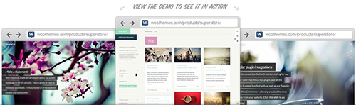 WooThemes - Maximize v1.3.5 - Theme For WordPress