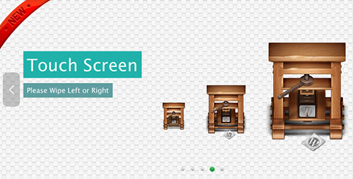 CodeCanyon - jQuery Responsive OneByOne Slider Plugin