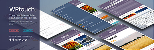 WP Touch Pro v3.7.4.1 - NULLED