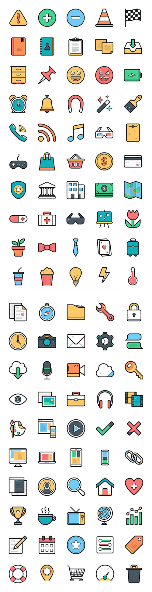 Ai, EPS, PNG Vectors Web Icons - Lulu Icons