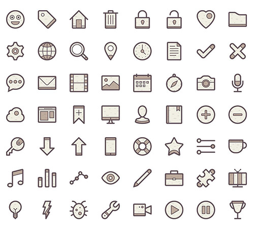 Ai, EPS, PNG Vector Icons - Barker