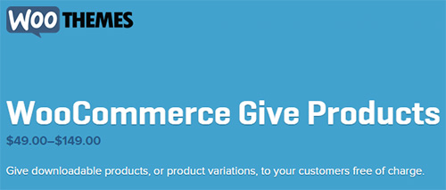 WooThemes - WooCommerce Give Products v1.0.2