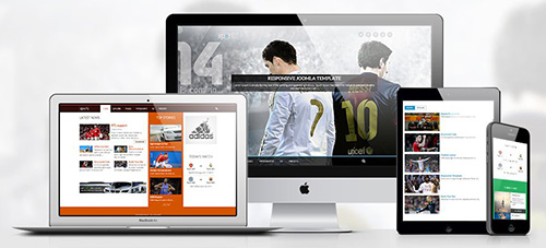 ThemeXpert - TX Sportz v1.0 - Responsive Joomla 3.x template for News & Magazine
