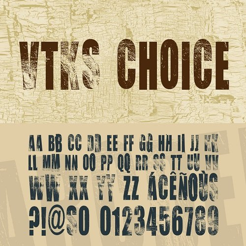 Choice Font Style