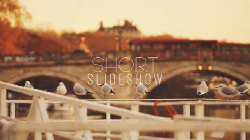 VideoHive - Short Slideshow 10889716