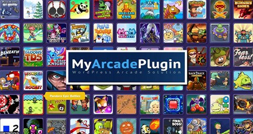 MyArcadePlugin v5.15.3 - WordPress Arcade Solution