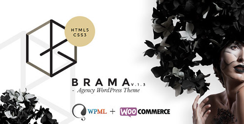 ThemeForest - Brama v1.1 - Premium Agency Theme