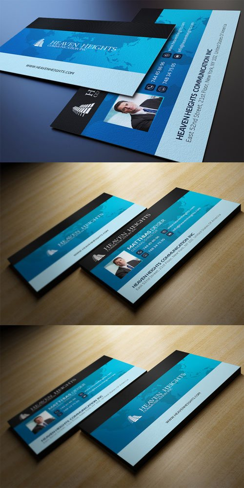 Creativemarket Agent Business Card 73416