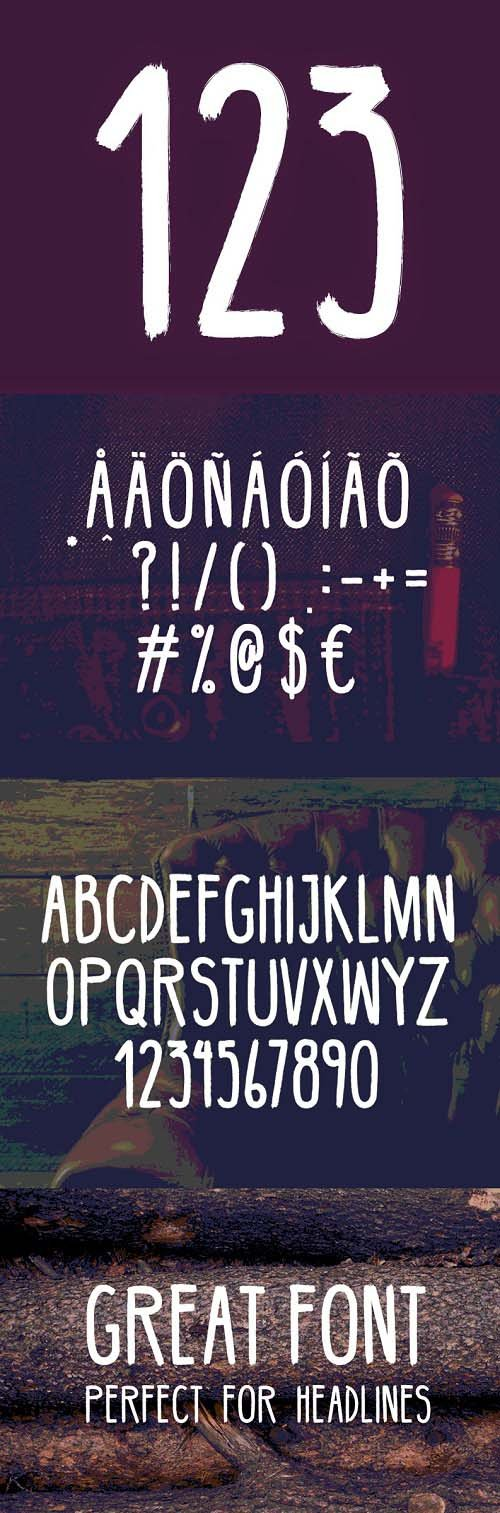 Bellaboo Font Style