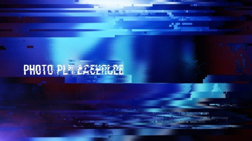 VideoHive - Glitchy Opener 10958375