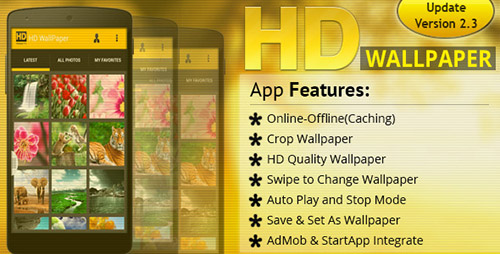 CodeCanyon - HD Wallpaper v2.3