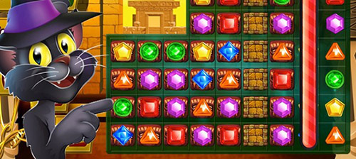 ChupaMobile - Treasure Match Pyramid Quest Android
