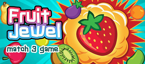 ChupaMobile - Fruit Jewel (match 3 game) Android
