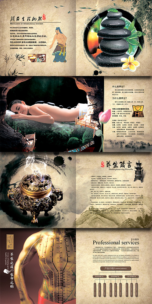 PSD Sources - Chinese Traditional Medicine