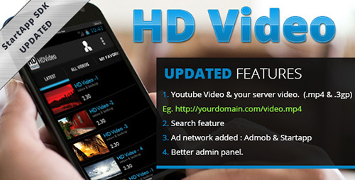 CodeCanyon - HD Video