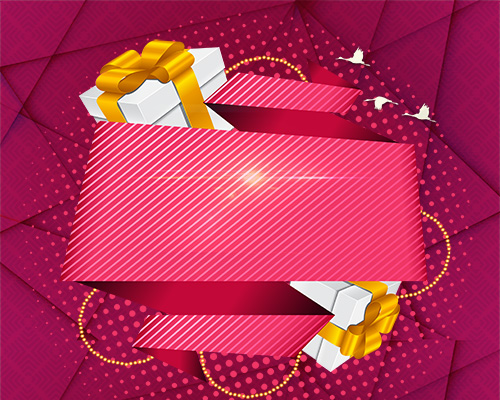 PSD Source - Gift Background 2015 #1