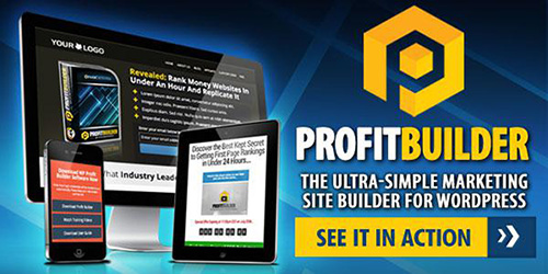 WP Profit Builder v1.6.1 + Profit Builder Theme v2.4.1 + Video Tutorials - NULLED