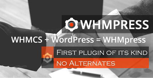 CodeCanyon - WHMpress v1.4.1 - WHMCS WordPress Integration Plugin