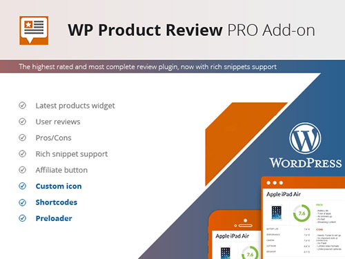 ThemeIsle - WP Product Review PRO v2.5.2 Add-on Bundle - NULLED
