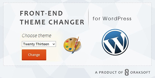 CodeCanyon - Front-end Theme Changer v1.0 for WordPress