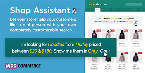 CodeCanyon - Shop Assistant v1.09 for WooCommerce
