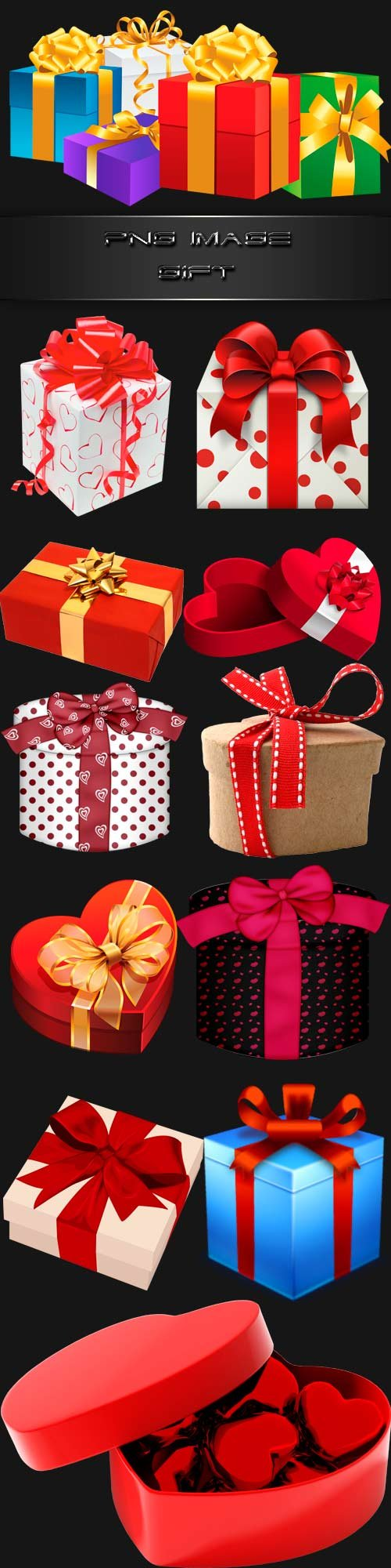 PNG clipart Gift
