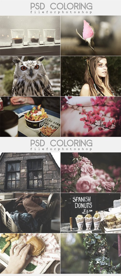Photoshop Actions - Psd Coloring, part 47