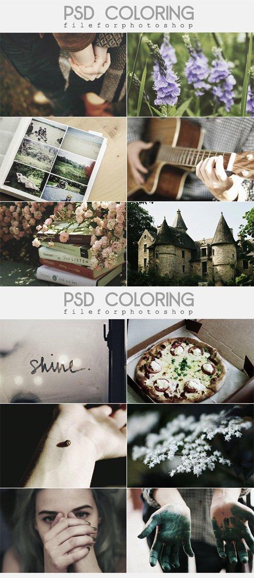 Photoshop Actions - Psd Coloring, part 48