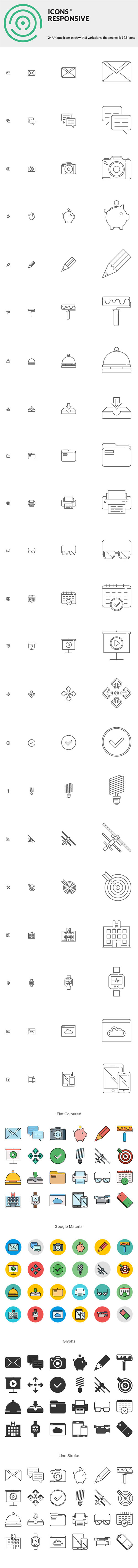 AI, PSD, SVG, PNG, SCETCH, CSH Vector Web Icons - IconsResponsive
