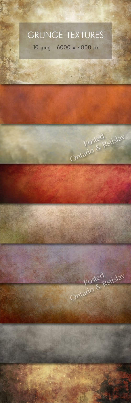 Grunge Textures Pack 57