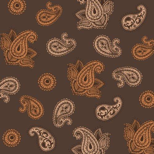 Hand-drawn henna mehndi, vector » NitroGFX - Download Unique Graphics ...