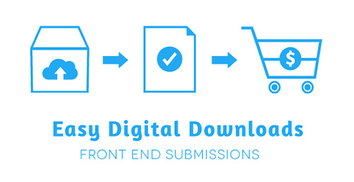 EasyDigitalDownloads - Frontend Submissions v2.2.14