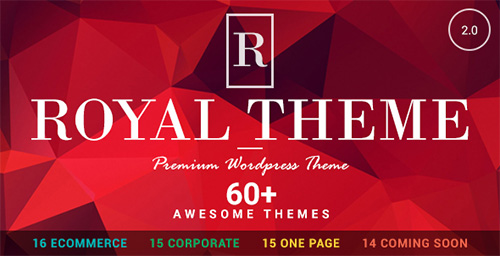ThemeForest - Royal v2.0 - Multi-Purpose Wordpress Theme