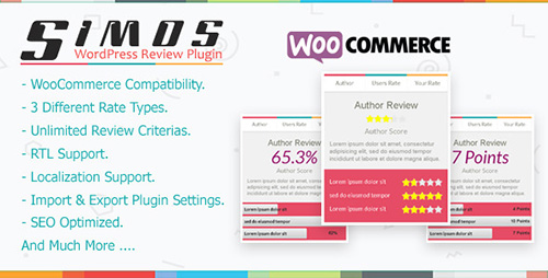 CodeCanyon - Simos v1.5 - WordPress Review Plugin