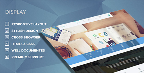 ThemeForest - Display v2.0.2 - Responsive WordPress Theme