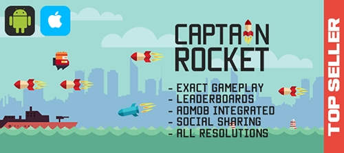 ChupaMobile - Captain Rocket Unity