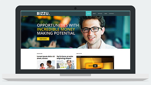 CrocoBlock - Bizzu v3.1.2 - Business WordPress Theme