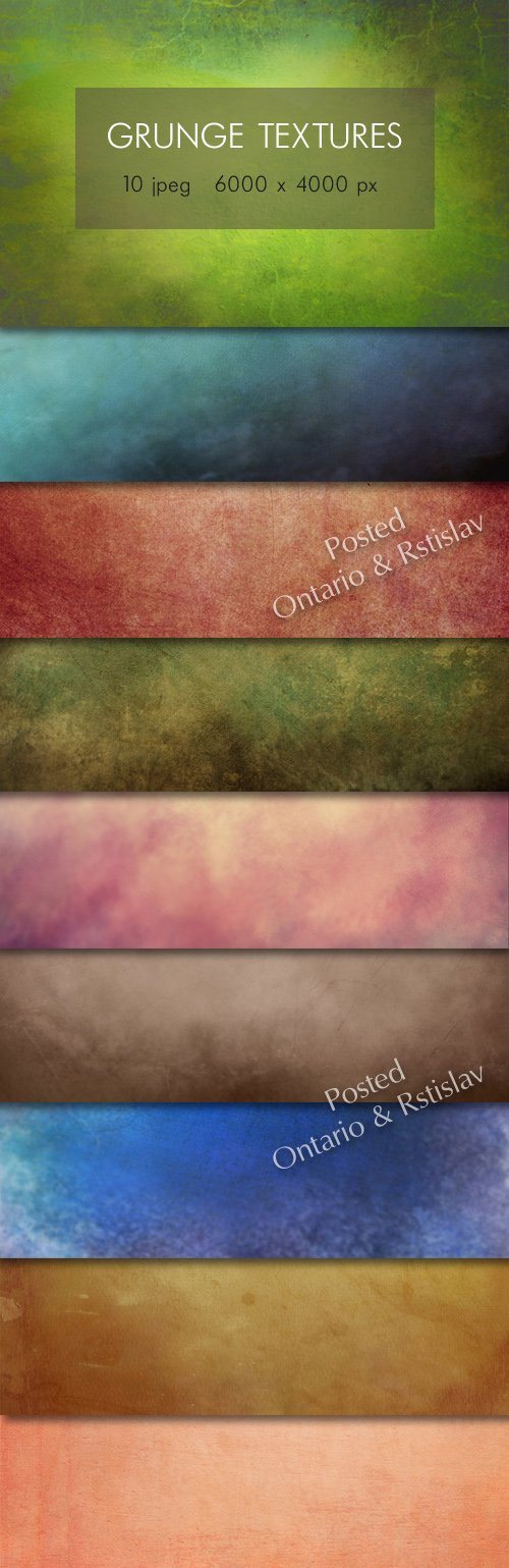 Grunge Textures Pack 63