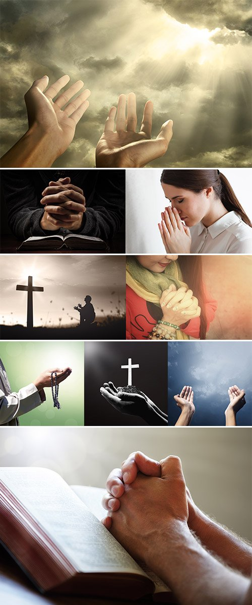 Stock Images Praying Hands